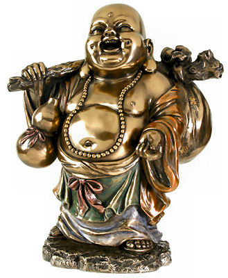 Hotei what s in your bag hoodoo foundry for Does buddha bring good luck